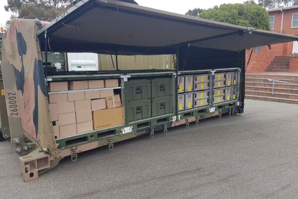 Joint Modular Solutions | ECLIPS Logistics